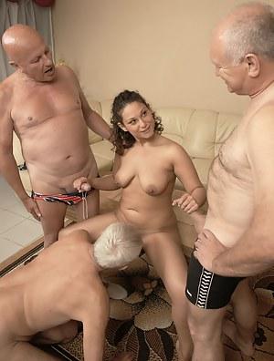 XXX Teen Foursome Porn Pictures