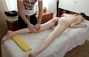 XXX Teen Massage Porn Pictures