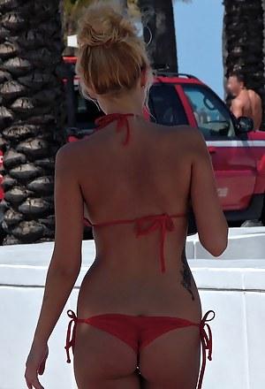 XXX Bikini Teen Porn Pictures